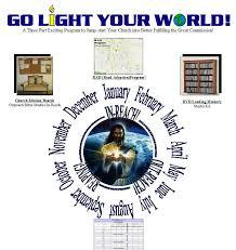 Go Light Your World Outreach Tools