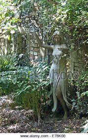 wookey garden somerset uk stock photo royalty free