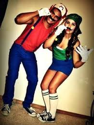 Ideas Halloween Costumes Couples Cheap Easy Popeye Olive Oyl Couple Halloween Costume