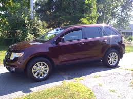 Ford Edge 2006 2010 Ford Edge Overview Cargurus