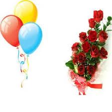 flowers and balloons balloons mumbai balloons and cakes mumbai birthday balloons