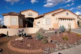 Southwest Landscape Design by Desert Southwest Front Yard Ideas