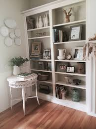 Decorate Shelves The Yellow Cape Cod Four Simple Steps To A Great Bookcase Display