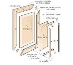 Make Raised Panel Cabinet Doors How To Make Kitchen Cabinet Doors How To Make Kitchen Cabinet