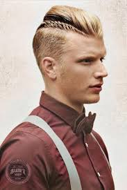 Mens Hairstyle Generator by Coupe De Cheveux Homme 2016 Undercut Avec Tresse Et Frange En