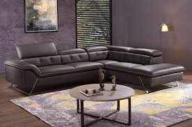 canap d angle luxe canape cuir 6 places canapa sofa divan canapac dangle 6 places oara