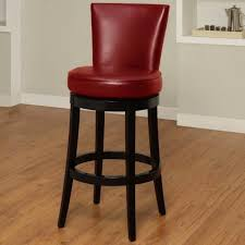 stools design amazing leather swivel bar stools with back