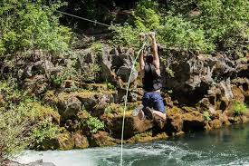 Zip Line For Backyard by Want Your Own 250 Foot Zip Line I Kinda Think You Do