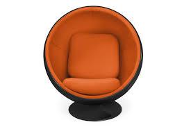 Esszimmerst Le Orange Eero Aarnio Ball Sessel Italiadesigns