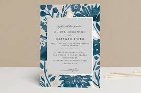 wedding invitations gold foil 21 gorgeous gold foil printed wedding invitations