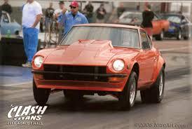 1974 nissan 260z 1974 datsun 260z 1 4 mile drag racing timeslip specs 0 60