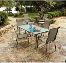 Kmart Patio Table Patio Furniture Clearance 70 At Kmart Southern Savers
