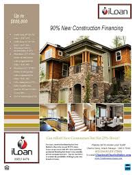Home Mortgage by Iloan Brings A 90 Construction Loan To The Minnesota Market