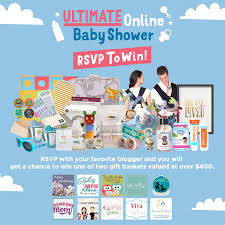 online baby shower the ultimate online baby shower three ways to score amazing baby