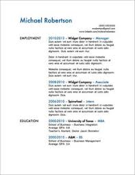 Free Resume Templates To To Microsoft Word 50 Free Microsoft Word Resume Templates For Microsoft