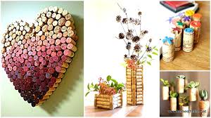 how to make home decorative things decorations how to make recycled home decoration home decor from