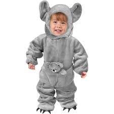 Elephant Halloween Costume Baby Amazon Toddler Koala Bear Halloween Costume 2t Clothing