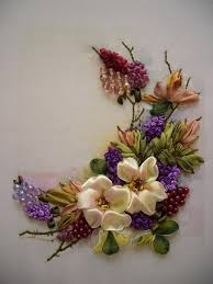 ribbon flowers silk ribbon flower embroidery designs for beginners chilli