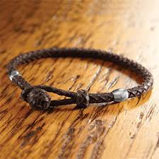 braided leather bracelet mens images Braided leather bracelet for men braided leather bracelet with jpg