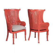 Thomasville Wingback Chairs Thomasville Cane Back Chair U2014 Home Decor Chairs Unique Designs