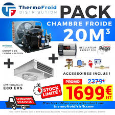 groupe monobloc chambre froide cf 20m3akembra complet à 1 699 00 chez thermofroid distribution