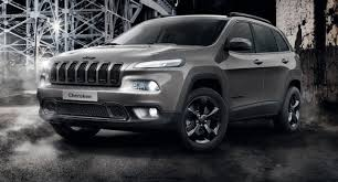 jeep cherokee price 2017 jeep cherokee night eagle specs price and equipment 2018