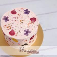 phoenix sweets order standard butter cream cake rose earl grey