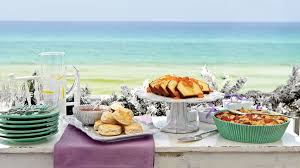 brunch table brunch in a breeze coastal living
