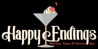 chocolate martini clipart endings