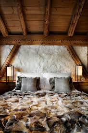 chambre style chalet chambre à coucher décoration chambre adulte de style chalet 22