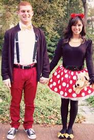 Mickey Minnie Mouse Halloween Costumes Toddlers Cute Diy Minnie Mouse Costume Couples Google