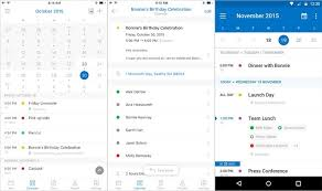android outlook app microsoft outlook app reved to get calendar features