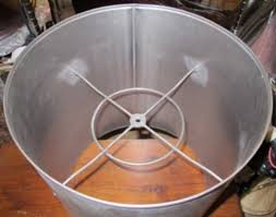 metal drum shade custom spider fitter lamp shade pro