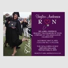 nursing graduation announcements rn graduation announcements s cards
