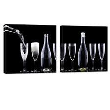 online get cheap champagne wall art aliexpress com alibaba group