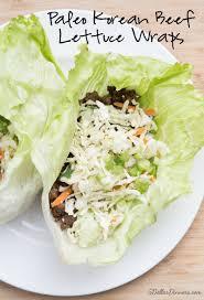 where to buy paleo wraps korean beef lettuce wraps with slaw new 31 days of budget friendly