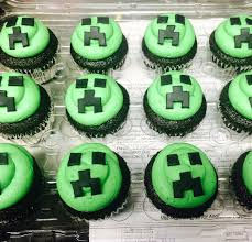 minecraft cupcakes minecraft cupcakes miss moffett s mystical cupcakes