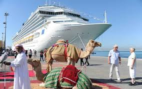 largest cruise ship in the world dubai to receive largest cruise ships in the world emirates 24 7