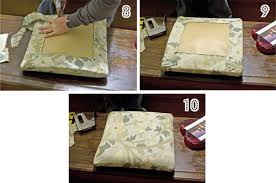Recovering Dining Room Chair Cushions How To Reupholster A Chair Seat Onyoustore Com