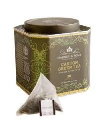 Barnes And Noble Canton Amazon Com Harney U0026 Son U0027s Canton Green Tea 30 Sachet In Tin