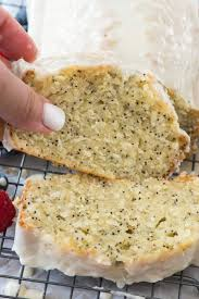 almond poppyseed loaf cake crazy for crust