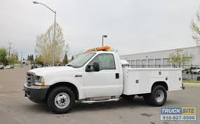 Ford F350 Truck Accessories - 2003 ford f350 xl super duty 9 u0027 utility truck for sale by truck