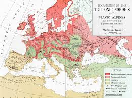 Map Of Southeastern Europe by Furthest Expansion Of U0027the Teutonic Nordics U0027 And Invasion Of
