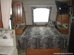 Bedroom Furniture Joplin Mo 2015 Lance 1995 Travel Trailer T598u Wheelen Rv Center Inc In