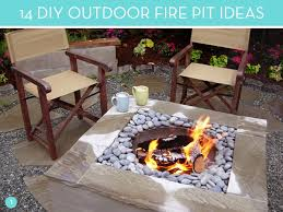 roundup 14 diy fire pits you can make yourself curbly