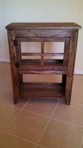 Unfinished Cabinet Corner Cabinet Cupboard Furniture Reclaimed Rustic Wood