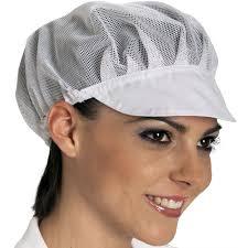 casquette de cuisine agroalimentaire et cuisine toques casquettes calots charlottes