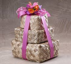 gift baskets free shipping makana loa premium gift tower with macadamia nuts chocolates and