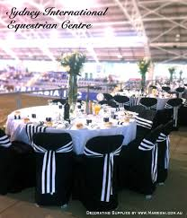 black white striped table runner black white stripe decorating supplies hired from www marrighi com