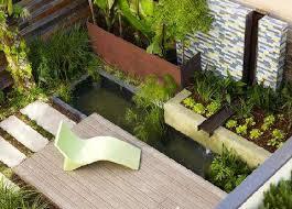 modern balham garden design london garden design small